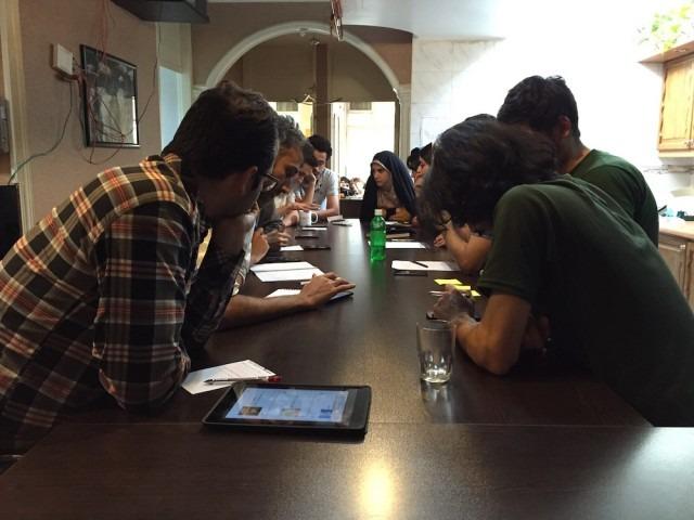 جلسه بررسی تجربه کاربری تاد tod آخرین خبر