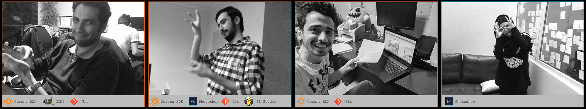 تیم توسعه پلاسکو
