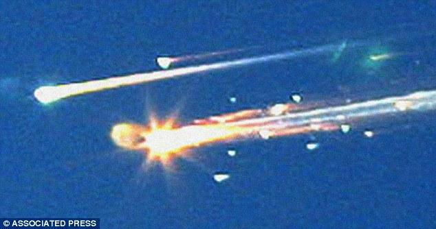فاجعه شاتل فضایی کلومبیا